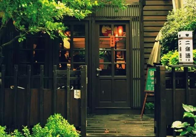 这十家咖啡馆,能让你读懂台湾!感受台湾咖啡文化浓郁的气氛