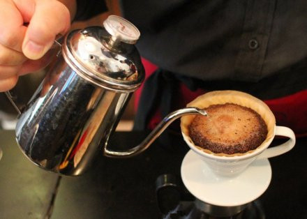 SCAA金杯理论 咖啡粉与水的比例