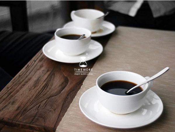 原来咖啡是这么喝的!