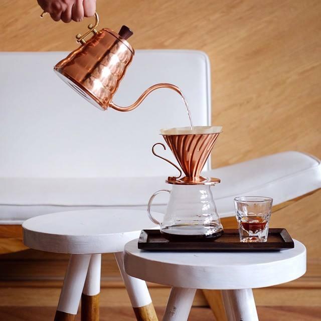 影响手冲咖啡的七大因素