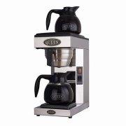 电滴滤咖啡机 咖啡机制作咖啡过程