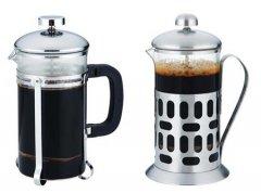 如何选择咖啡豆和器具 法压和电滴滤的区别