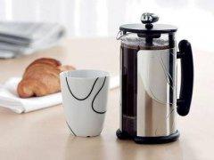 法国式的懒人咖啡咖啡壶 法压式