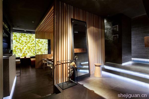 创意咖啡馆设计 好看的国外创意餐厅