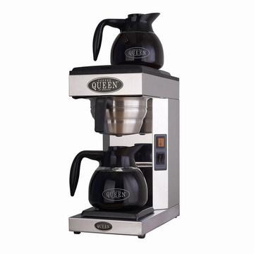 电滴滤咖啡机,最广泛使用的家用咖啡器