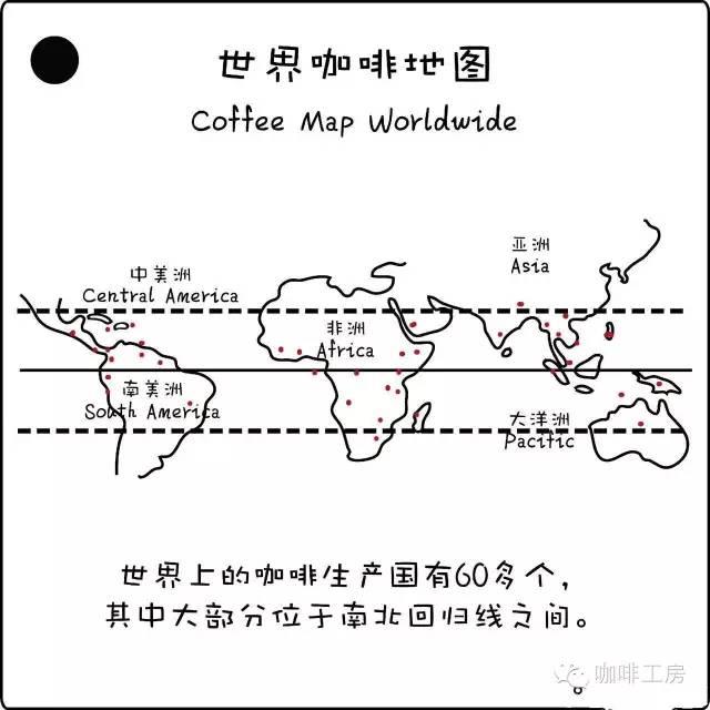 科普 | 咖啡馆里单品咖啡的种类及口味介绍