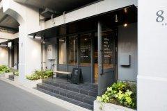 东京质感复合式咖啡厅,不只一杯好咖啡还有一杯好茶