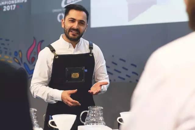 2017年世界咖啡冲煮大赛(WBrC)决赛选手配方