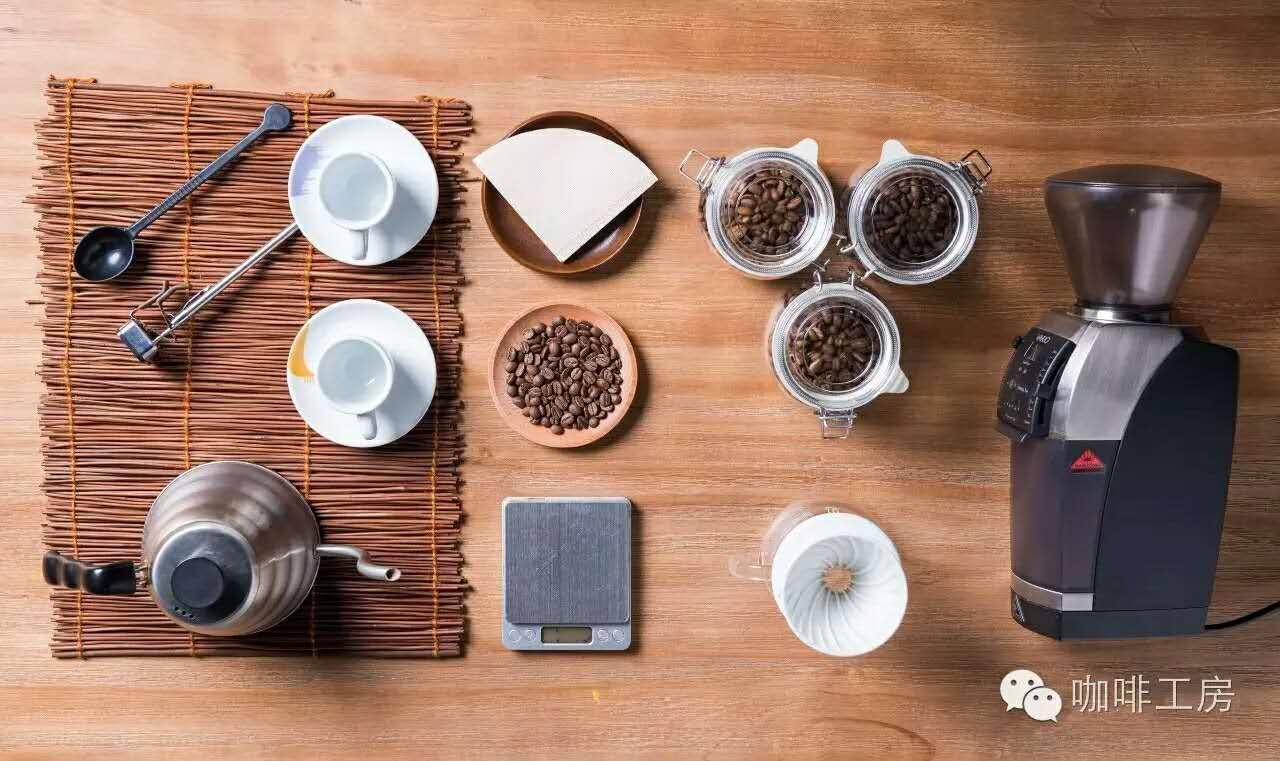 《专业咖啡师手册》章选翻译 | 第6章 滴滤式咖啡