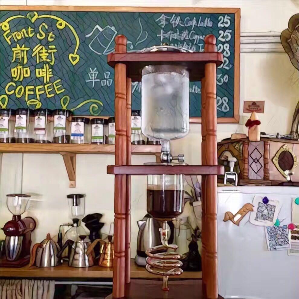 冰滴咖啡和冰冲咖啡的区别&低温萃取与高温萃取咖啡的风味区别