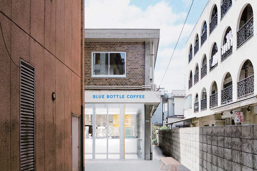 东京Blue Bottle第七家分店!「三轩茶屋店」入主改造50年老屋!