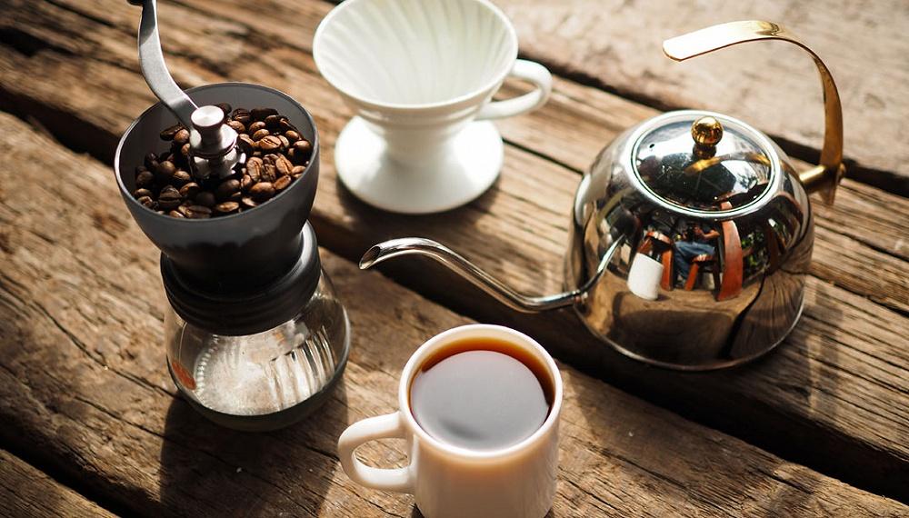 为什么自己在家冲的咖啡总是没有咖啡馆冲的好喝?