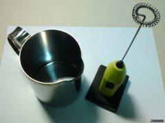 打奶泡工具选择 牛奶怎么手动打出奶泡 怎么手动纯牛奶打奶泡