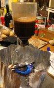 浪漫优雅虹吸式咖啡 虹吸咖啡壶原理讲解 手冲咖啡和虹吸区别