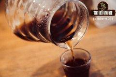 Coffee Menu常见的黑咖啡是美式咖啡吗?几种常见的咖啡选择