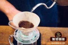 HARIO V60手冲冰咖啡制作教学 你不知道冰咖啡可以用热水冲吗?