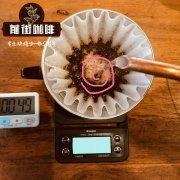 手冲滤杯流速对比测试?流速对咖啡冲煮的影响?