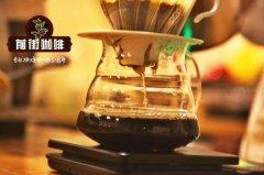 scaa标准手冲咖啡教程金杯准则的含义 手冲咖啡一人份用量冲多少