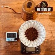 手冲蓝山咖啡的研磨颗粒度推荐 小富士磨豆机咖啡研磨度 4度