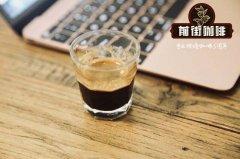 意式浓缩咖啡为什么不好喝的原因?浓缩咖啡太酸和太苦的原因