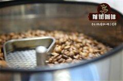 咖啡不同程度烘焙区别 咖啡豆的烘培和口感对比 咖啡哪种烘焙度好