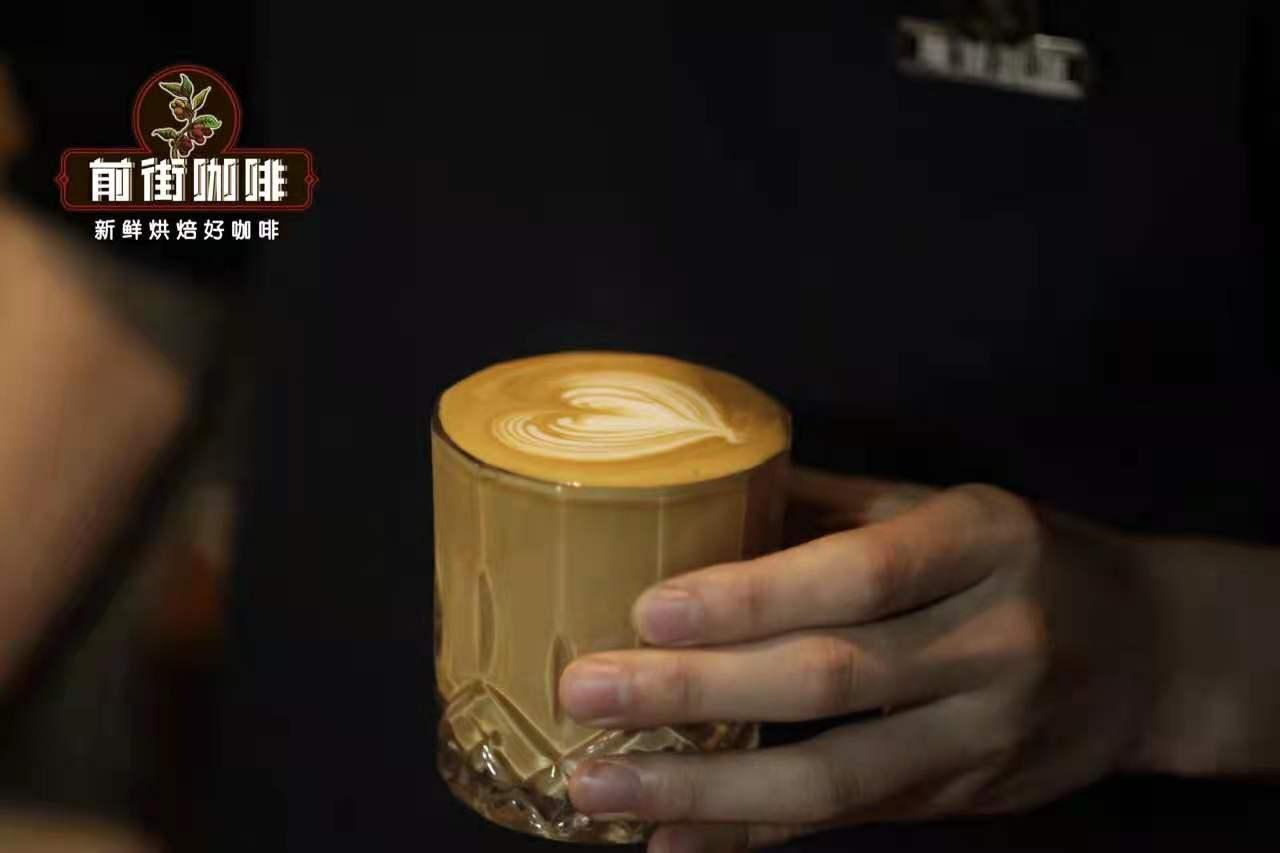 Flat White是什么咖啡?星巴克拿铁、卡布奇诺、馥芮白咖啡区别